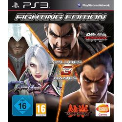 Fighting Edition (SoulCalibur V / Tekken 6 / Tekken Tag Tournament 2) [Software Pyramide]
