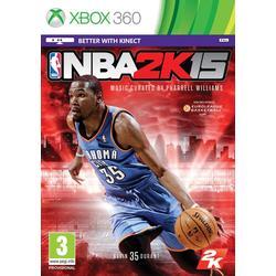 NBA 2K15 (X360)