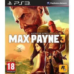 Max Payne 3 Essentials (PS3)