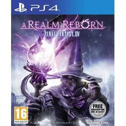 Final Fantasy XIV - A Realm Reborn [PlayStation 4]