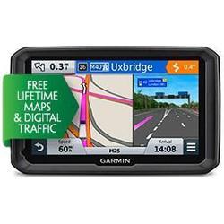 Garmin Navigationssystem f�r LKW dezl 570LMT-D