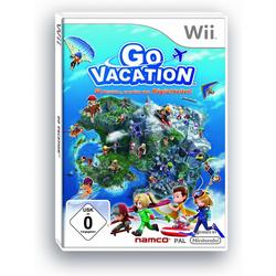 Go Vacation / [Nintendo Wii]