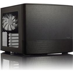 Fractal Design Geh�use Node 804 schwarz USB3.0 Desktop mATX mit Seitenfenster