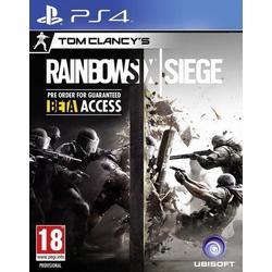 Tom Clancys Rainbow Six Siege PS4 Spiel