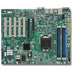 Supermicro X10SLA / Server (Intel, DDR3, ATX, 1 GB, 2 GB, 4 GB, 8 GB, Intel C222, 1 GB, 2 GB, 4 GB, 8 GB)