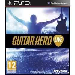 Guitar Hero Live / [PlayStation 3]