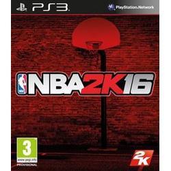 NBA 2K16 (Playstation3)