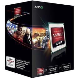 AMD A-Series A6-7400K (2x 3.5GHz) 1MB Radeon R5 Sockel FM2+ (Kaveri) BOX