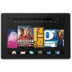 amazon Fire HD8 Tablet 32 GB Android-Tablet 20.3 cm (8 Zoll) 32 GB Wi-Fi Schwarz 1.3 GHz Quad Core Fire OS 5.3.3 1280 x 800 Pixel