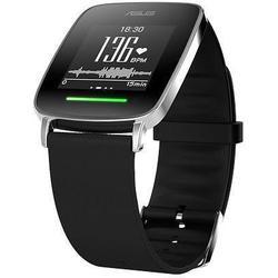 Asus VivoWatch (3,3 cm (1,3 Zoll) Touch Display, Bluetooth 4.0, 10 Tage Akku/Laufzeit, iOS, Android) schwarz