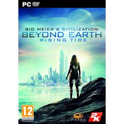 Sid Meier's Civilization Beyond Earth Rising Tide, DVD-ROM