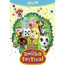 Animal Crossing: Amiibo Festival + Amiibo and 3 Amiibo Cards