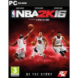 NBA 2K16, DVD-ROM