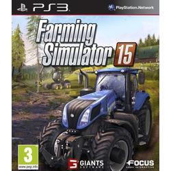 Landwirtschafts-Simulator 15 PS3 USK: 0