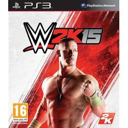 WWE 2K15 (Playstation3)