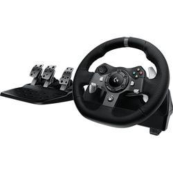 Logitech G920 Driving Force Rennlenkrad für XBOX One und PC