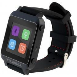 Technaxx TX/26 Smart Handy/Uhr (3,9 cm (1,5 Zoll) Display, Bluetooth)