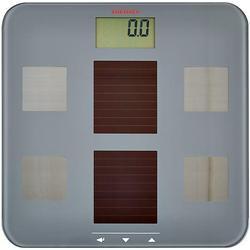 Soehnle Digitale Personenwaage Leifheit Wägebereich (max.)=150 kg Grau