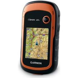 eTrex 20x GPS, Western Europe OneSize, No Color