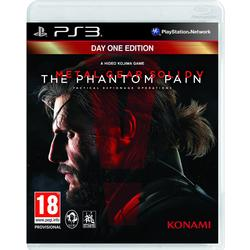 Metal Gear Solid V: The Phantom Pain / Day One Edition – [PlayStation 3]