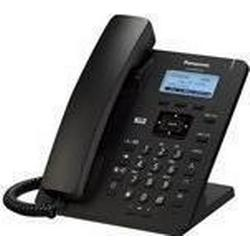 Panasonic KX-HDV130NEB Entry SIP Telefon schwarz