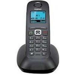 Gigaset A540 CAT analog und VoIP IP Schnurlostelefon weiss