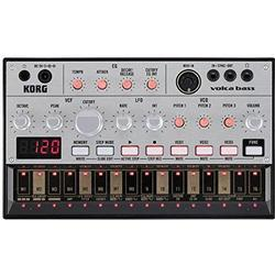 Korg Volca Bass Synthesizer, Sampler