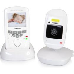 Switel Babyphone mit Kamera Digital BCF857 BCF857 2.4 GHz