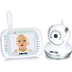 Switel Babyphone mit Kamera Digital BCF989 BCF989 2.4 GHz