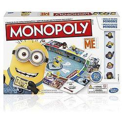 Hasbro Spiele A2574398 / Ich / Einfach unverbesserlich Monopoly, Familienspiel
