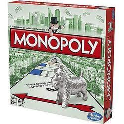 Hasbro 00009 - Monopoly Classic