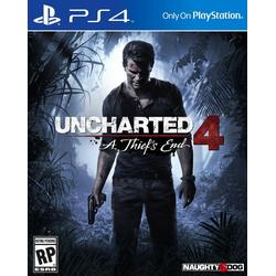 Uncharted 4: A Thiefs End - Standard Plus Edition (PlayStation 4)