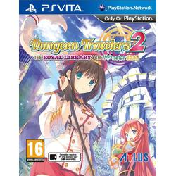 NIS Playstation Vita - Spiel »Dungeon Travelers 2«