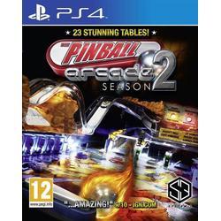 Pinball Arcade: Season 2