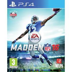 Madden NFL 16 [PlayStation 4]