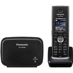 Panasonic KX-TGP600CEB SIP DECT Basis mit Mobilteil schwarz