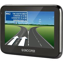 Snooper Ventura Pro S2700 Wohnmobil-Navi 10.9cm 4.3 Zoll Europa