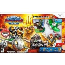 Skylanders SuperChargers Racing: Starter Pack / Dark Edition / [Wii]