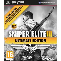 Sniper Elite 3 / Ultimate Edition / [Playstation 3]