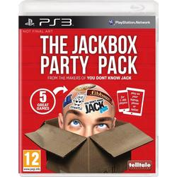 The Jackbox Party Pack (Online/Game)