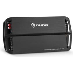 auna AMP490BK 4-Kanal Auto-Endstufe 360W Class A/B Verstärker Fernbedienung