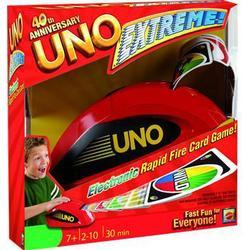 Mattel Spiele UNO Extreme