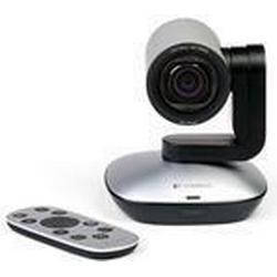 Logitech Full HD-Webcam 1920 x 1080 Pixel PTZ Pro Camera Standfuß