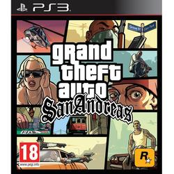 Grand Theft Auto: San Andreas / [PlayStation 3]