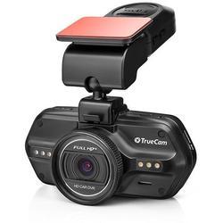 TrueCam Dashcam mit GPS A7s Blickwinkel horizontal max.=130 ° 12 V, 24 V Display, Mikrofon, Akku
