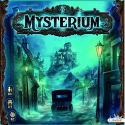 Asmodee Libellud - Mysterium