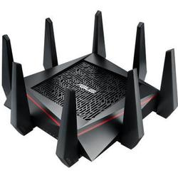 Asus - RT-AC5300 Wireless Tri-Band Gigabit Router