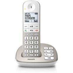 PHILIPS XL4951S/39 Schnurlostelefon mit Anrufbeantworter