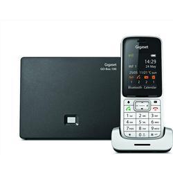 Gigaset Schnurloses Telefon analog SL450 A Go Anrufbeantworter, Bluetooth, Freisprechen, Headsetans