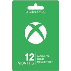 Ms esd xbox live 12 month gold ww online esd (s4t-00019)